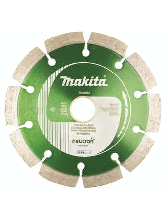 Diamantskiva Makita 125x22,23mm NEUTRON