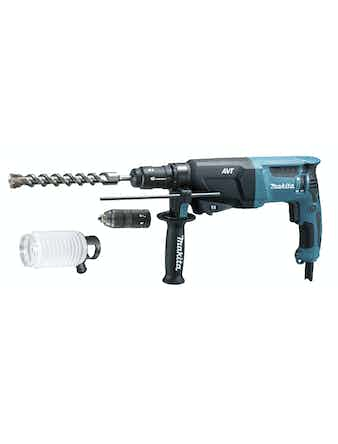 Borr hammare Makita HR2611FT 800w