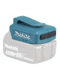 AKKUADAPTERI MAKITA ADP05 2 KPL USB