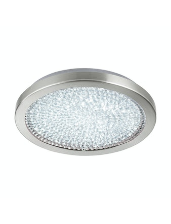 Plafond Arezzo 2 LED D34,5 Kristall