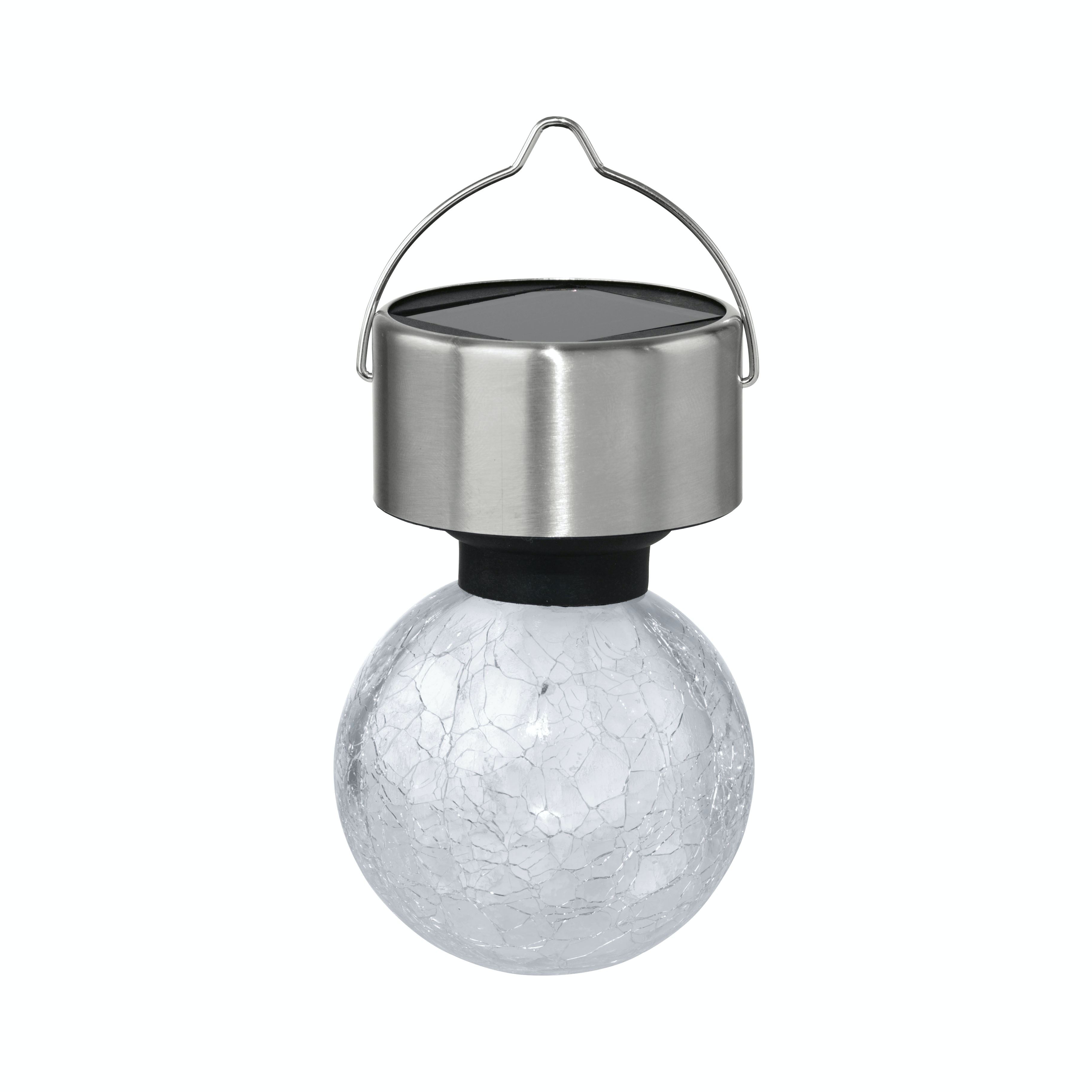 Solcellslampa Eglo Inklusive 1xAAA Batteri 160mm