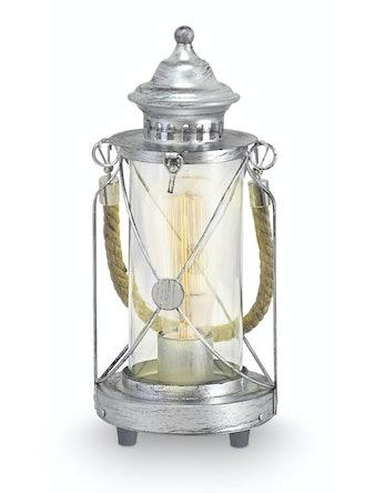Лампа Eglo BRADFORD настольная 60 Вт E27