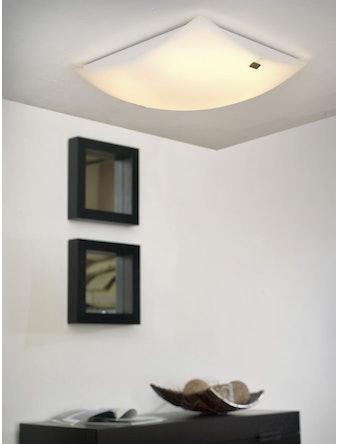 Plafond Eglo Giron GX13 22w Ø30 Opal Acryl