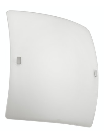 Plafond Eglo Aero Led 24w 41X41cm Opal Glass