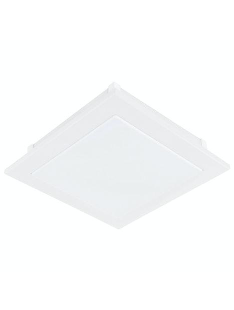 PLAFONDI EGLO LED AURIGA 300X300 VALKOINEN