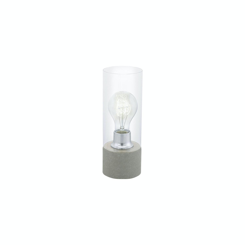 Bordslampa Eglo Torvisco 1 E27 60W Klar