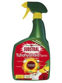 TUHOHYÖNTEISSPRAY SUBSTRAL 1L