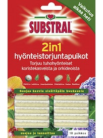 TORJUNTAPUIKKO SUBSTRAL 2IN1
