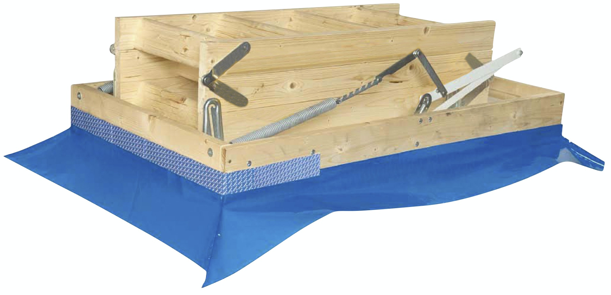 Fuktspärr Byggera Kit Till Vindstrappa 540x1130 mm