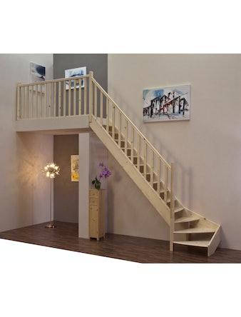 Trappräcke Byggera Till Övervåningen 1m Gran