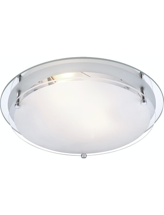 Светильник настенно-потолочный, Globo, 48167-2, 2хE27, 60W, 230V