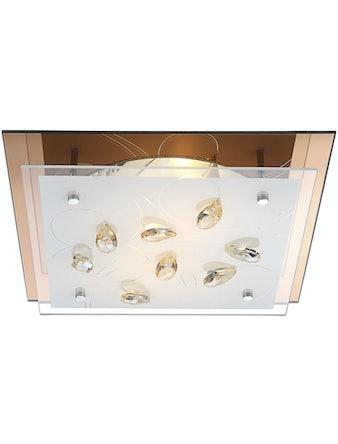 Светильник настенно-потолочный Globo AYANA 40412-2,2x40W