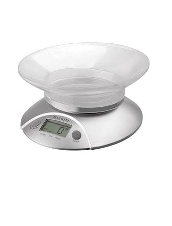 Весы кухонные электрические Maxwell MW-1451 до 5кг