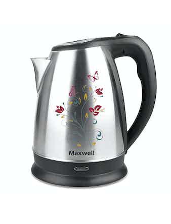 Чайник элект. Maxwell MW-1074 сталь