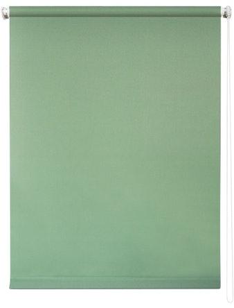 Штора рулонная 7513 080х175 Плайн светло-зеленый