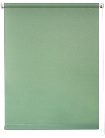 Штора рулонная 7513 100х175 Плайн светло-зеленый