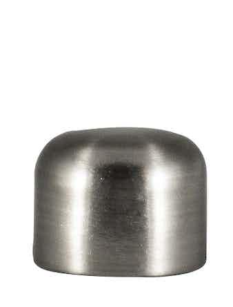 Наконечник заглушка D16 Ост сталь 2 шт