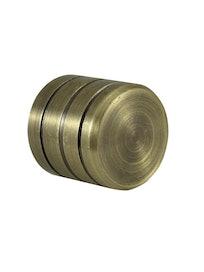 Наконечник D16 Ост цилиндр 3 бронза 2 шт