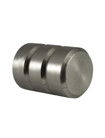 Наконечник D20 Ост цилиндр-2 сталь 2 шт