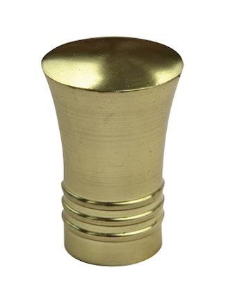 Наконечник D25 Ост Гиро бронза упаковка 2 шт
