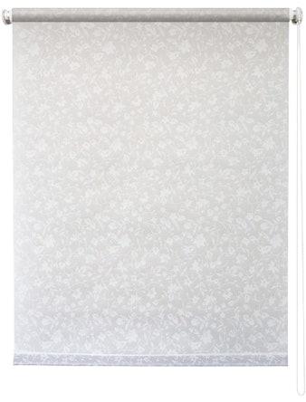Штора рулонная 7705 120х170 Лето белый