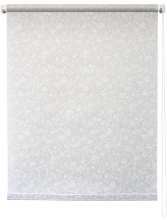 Штора рулонная 7705 100х170 Лето белый