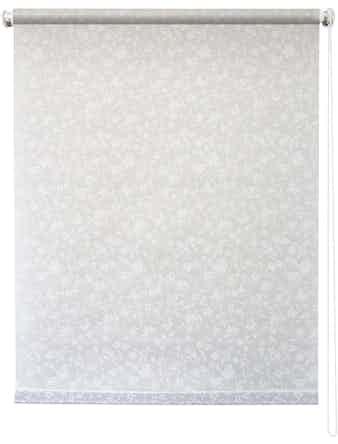 Штора рулонная 7705 080х170 Лето белый