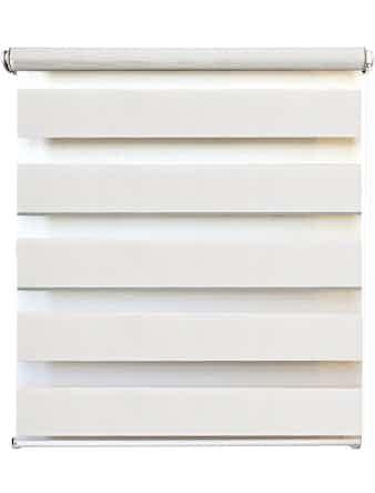 Рулонная штора 8920 день/ночь, 60 х 160 см, белая