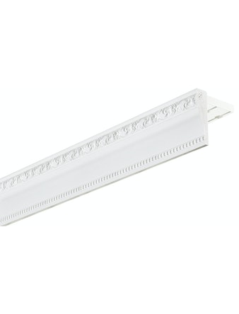 Карниз без боковин Уют 2034К/2О, белый, 250 см