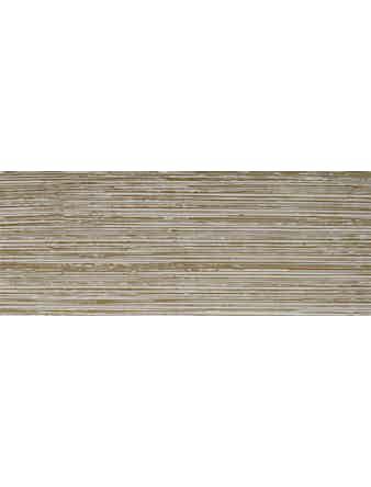 Бленда для карнизов Спарта 449.1, 50 мм, бело-золотая