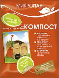 Биоактиватор Микропан компост, 160 г