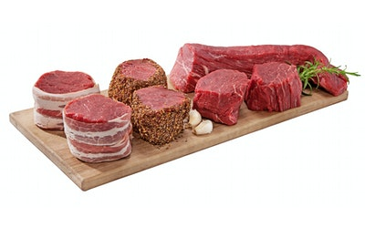 Pihvikarjan sisäfilee lihamestarilta kg