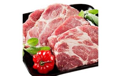 Porsaan kassler pala kg(mikäli haluat lihan 1 palana, mainitsethan siitä viesti-kentässä)