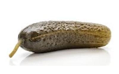 Myrttisen valkosipulisuolakurkku irto kg