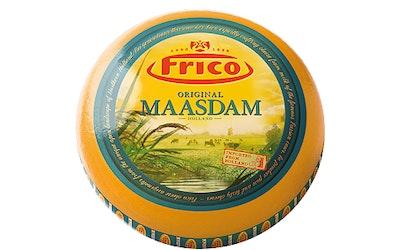 Maasdammer juusto