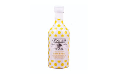 Vinegrette Ananas Basilika 200 ml A L'Olivier