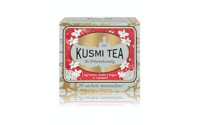 Kusmi Tea Saint Petersburg Musta Pussitee 20kpl 44g