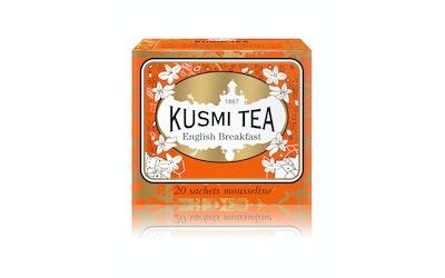 Kusmi Tea English Breakfast Musta Pussitee 20kpl 44g