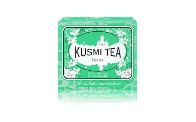 Kusmi Tea Detox Hyvinvointi Pussitee 20kpl 44g