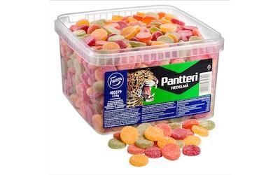 Fazer Pantteri 2kg hedelmä irtokarkki