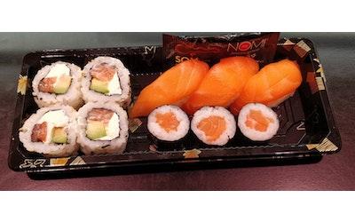 SushiTake Sushi Menu 4 (M) 206g
