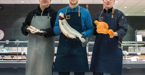 Liha- ja kalamestareilta