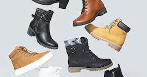 Vaatteet ja kengät verkosta