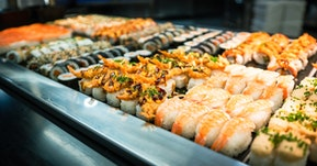 Suurimpaan Sushihimoon