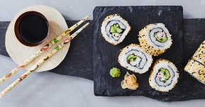Sushi-baari