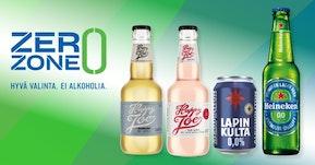 Alkoholittomat vaihtoehdot