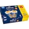INGMAN Laktoosittomat jäätelötuutit 8 kpl/pkt 496-560 g