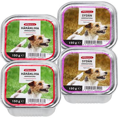 Pirkka Koiran pateet 150 g