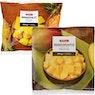 PIRKKA Mango- ja ananaskuutio pakaste 300 g