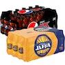 Pepsi, Pepsi Max tai Hartwall Jaffa virvoitusjuoma 0,33 l 24-pack